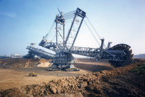 Bagger 288 The Largest Land Vehicle in the World